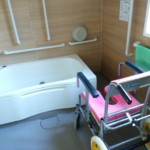 老人ホームを検討する際、気になることの一つに【入浴】があります!